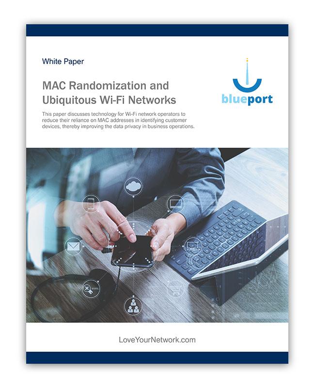 MAC Randomization and Ubiquitous Wi-Fi Networks
