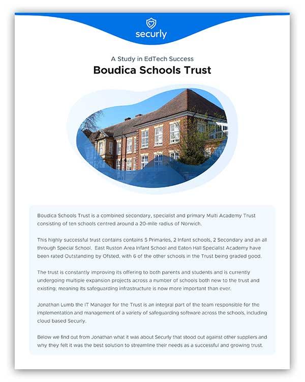 Boudica Schools Trust